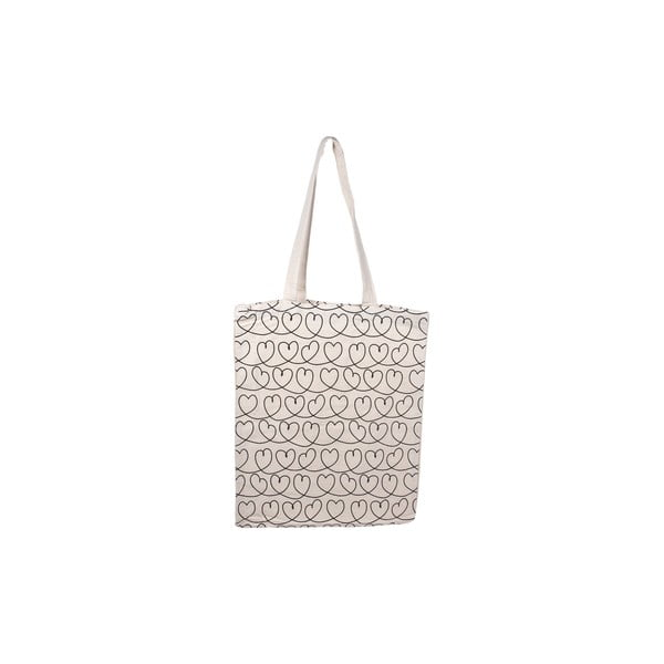 Plátěná taška Les Hearts