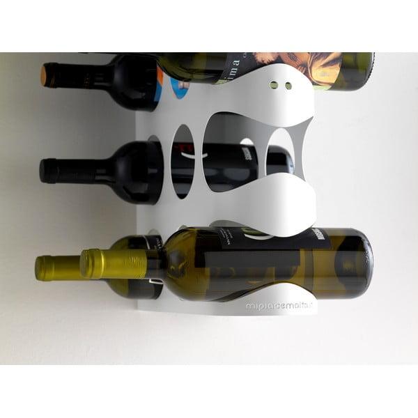 Stojan na víno Holes Two, zelený