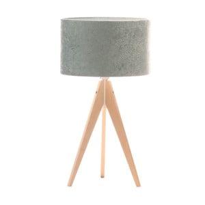 Stolní lampa Artist Celestia Blue/Birch, 40x33 cm