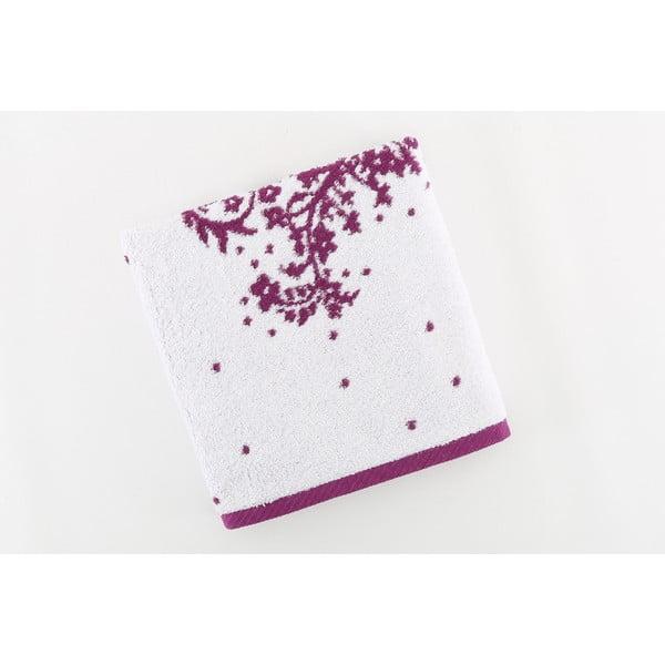 Bavlněný ručník BHPC Special 50x100 cm, fialový