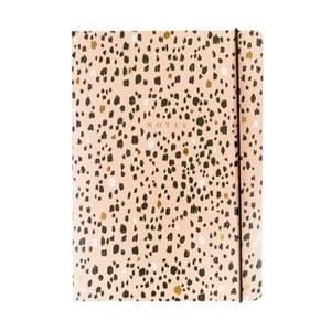 Zápisník B5 Portico Designs Sketch Marks, 160stránek