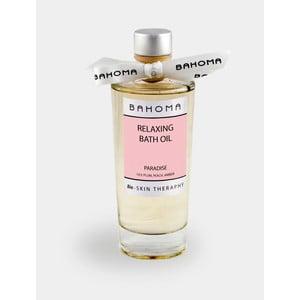 Koupelový olej s vůní jasmínu a broskve Bahoma London, 200ml