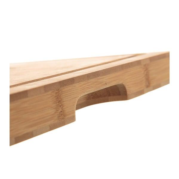 Krájecí prkénko z bambusu Unimasa, 40 x 30 cm