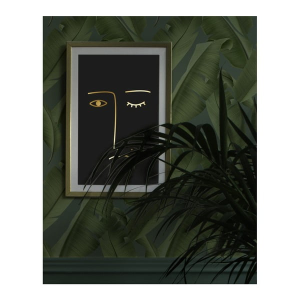 Zarámovaný plakát Really Nice Things Face Her, 40x60cm