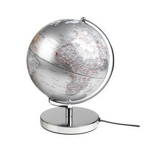 Svítící globus Gentlemen's Hardware Silver