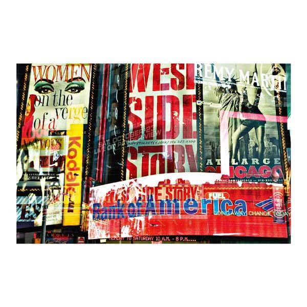 Maxi plakát Neon Stories, 175x115 cm