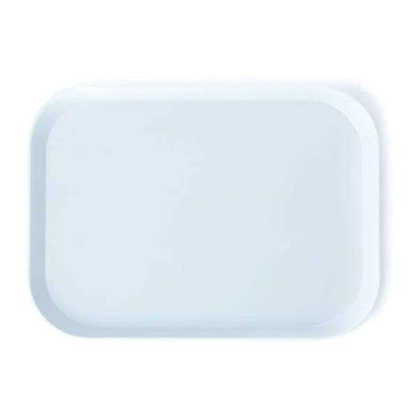 Podnos Siena 46 cm, bílý