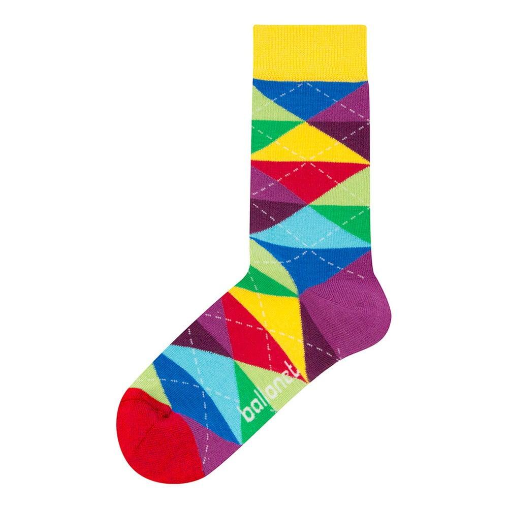 Ponožky Ballonet Socks Cheer, velikost 41 – 46