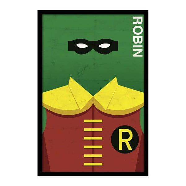 Plakát Robin, 35x30 cm