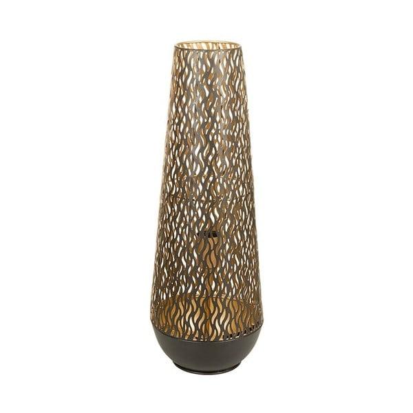 Železná stojací lampa Santiago Pons Waves