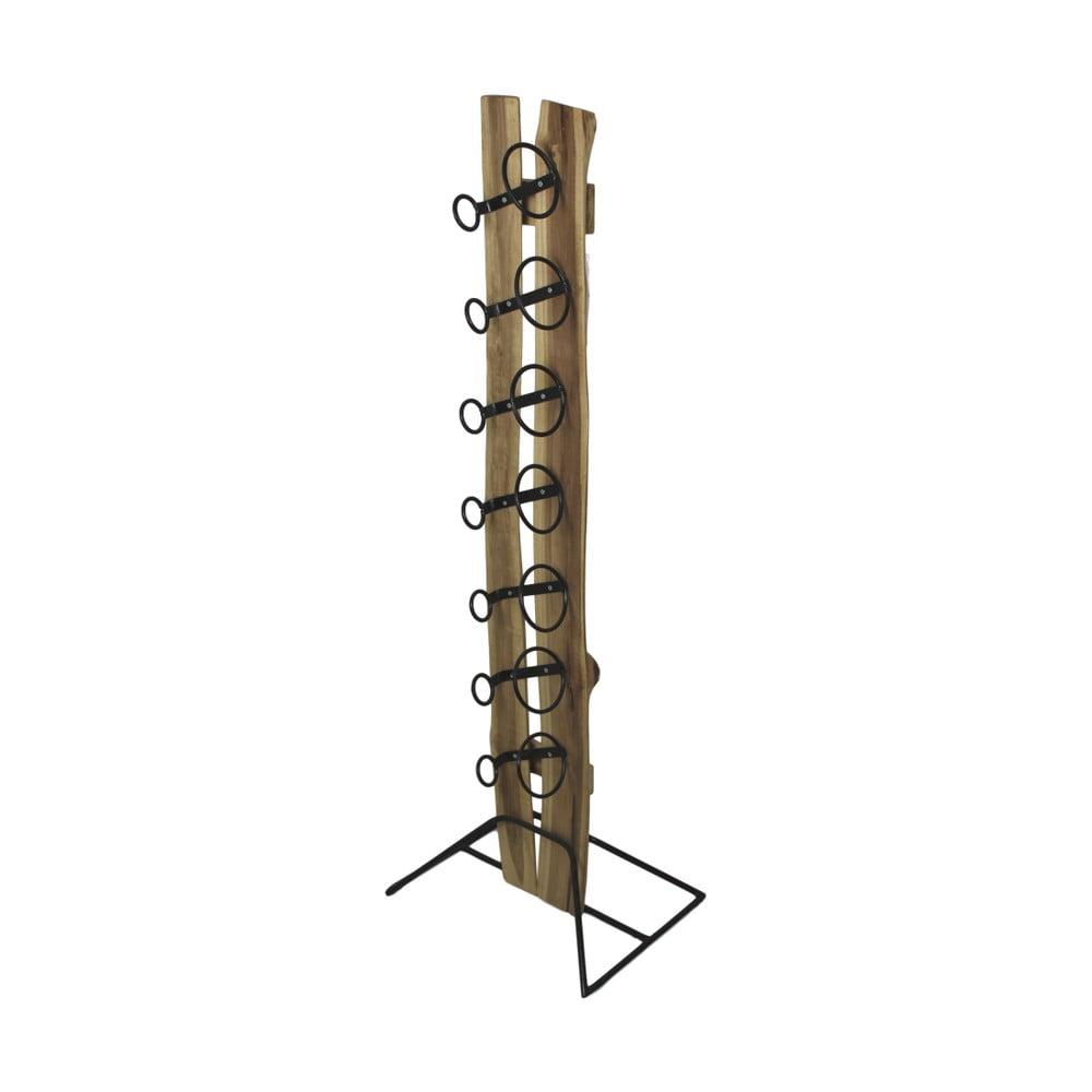 Stojan na víno  z teakového dřeva HSM collection Stand