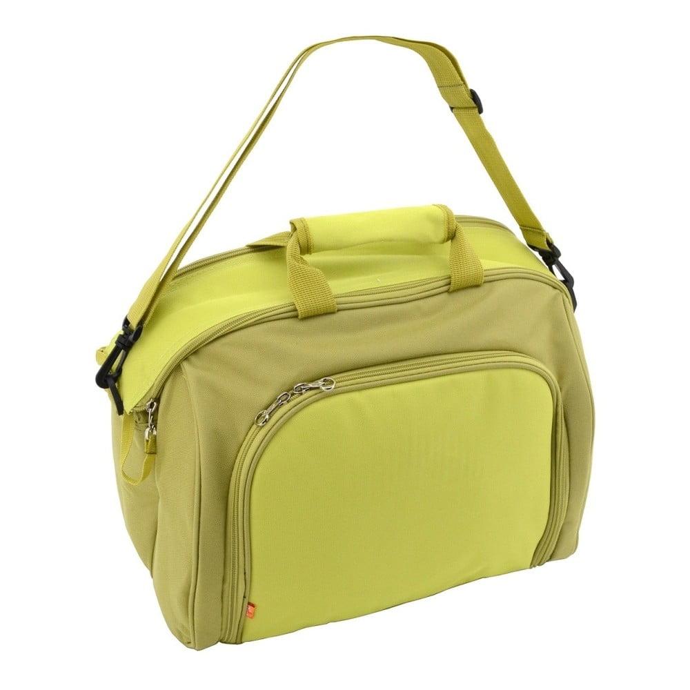 Zelená pikniková taška pro 4 osoby Cattara