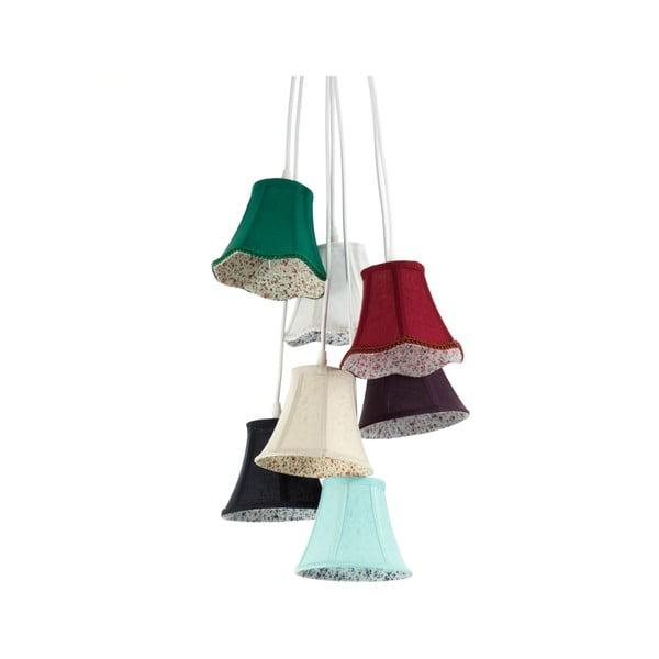 Lampa wisząca z 7 kablami Tomasucci Bells