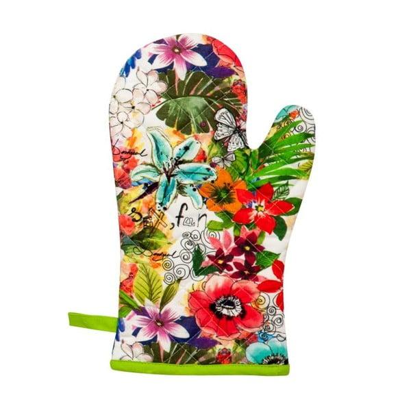 Kuchyňská rukavice DESIGUAL Jungle Verde