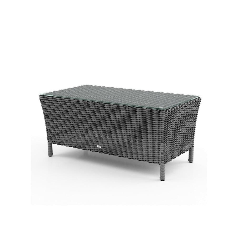 Šedý zahradní stolek Oltre Firenze