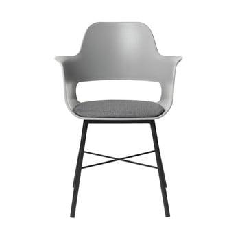 Scaun Unique Furniture Wrestler, gri