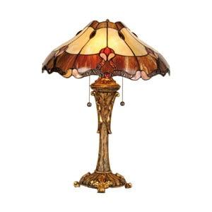 Tiffany stolní lampa Louis