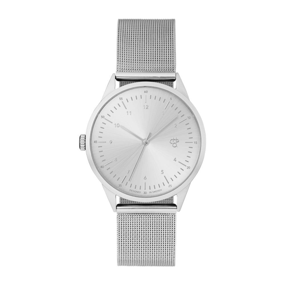Hodinky ve stříbrné barvě CHPO Nuno 75806880f1