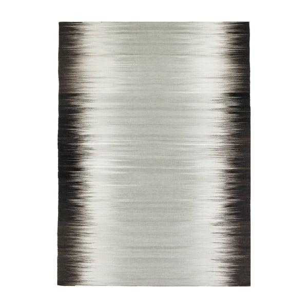 Vlněný koberec Lulu, 160x230 cm, šedý