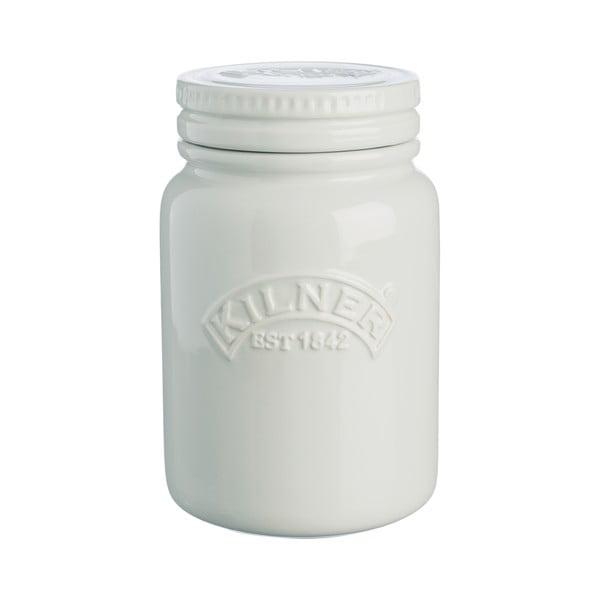 Keramická dóza Kilner White, 0,6l
