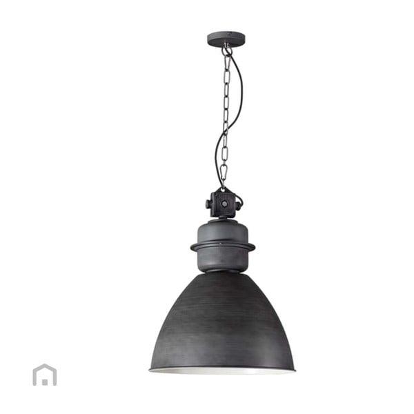 Czarna lampa wisząca ETH Factory