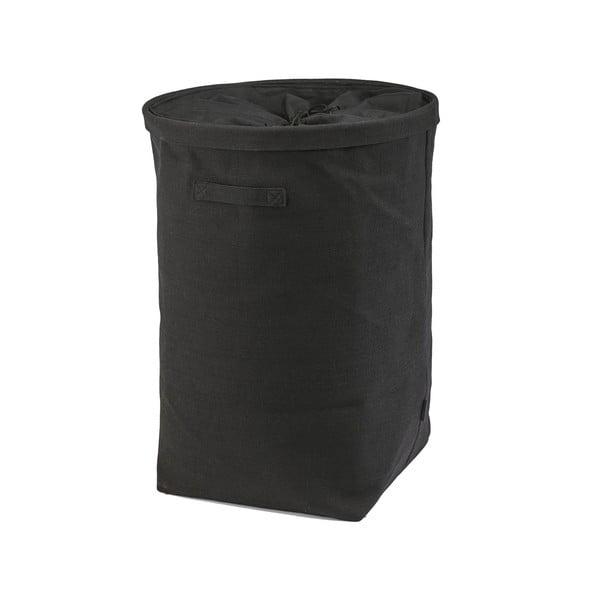 Koš na prádlo Tur, černý