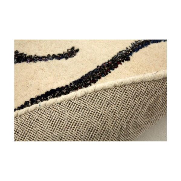 Vyšívaný koberec Large Branch Print, 170x240 cm,