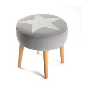Stolička Versa Grey Star