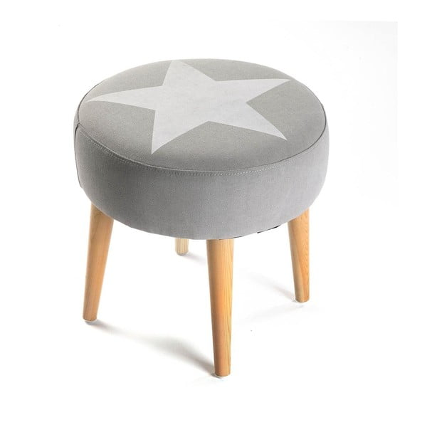 Taburet Versa Star, ⌀ 35 cm