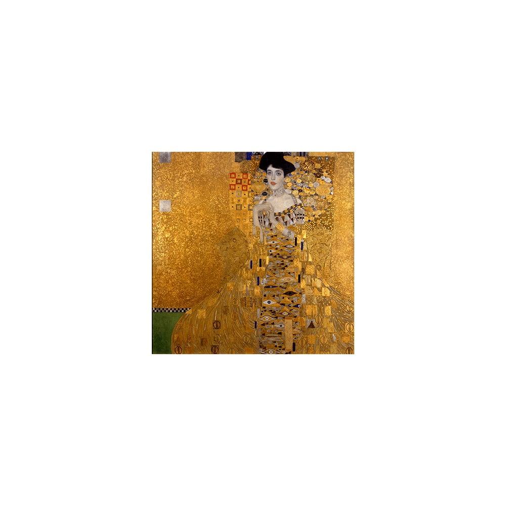 Reprodukce obrazu Gustav Klimt - Bauer I, 60 x 60 cm
