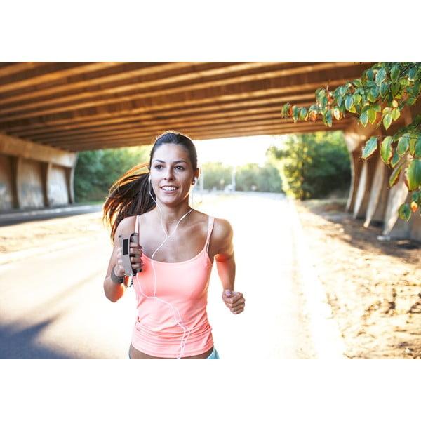 Sportovní pouzdro CellularLine Handband, růžová