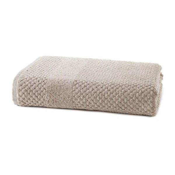 Ručník Honeycomb Biscuit, 76x137 cm