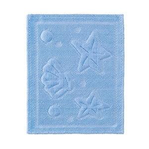 Předložka do koupelny Istra Blue, 50x60 cm