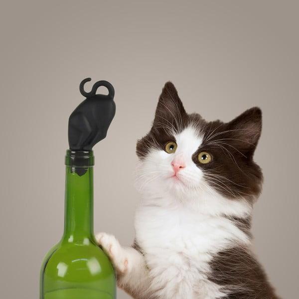 Zátka na lahve Fred & Friends Stop Kitty