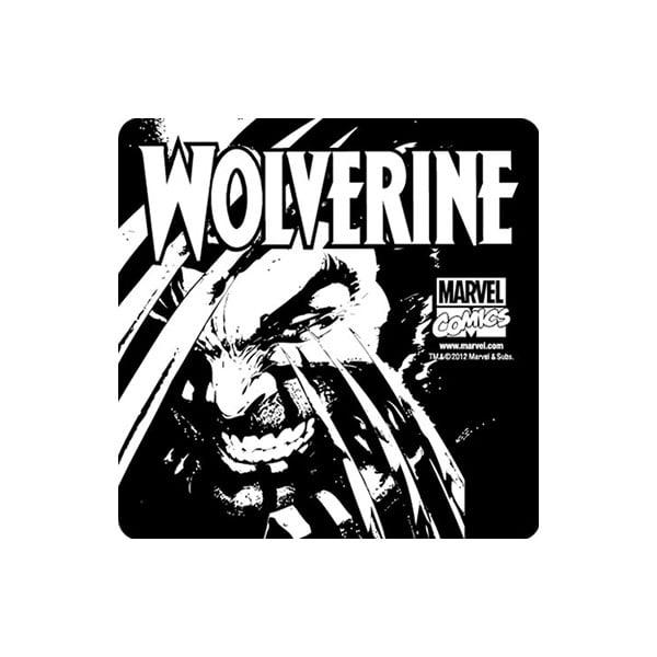 Set 6 tácků Wolverine