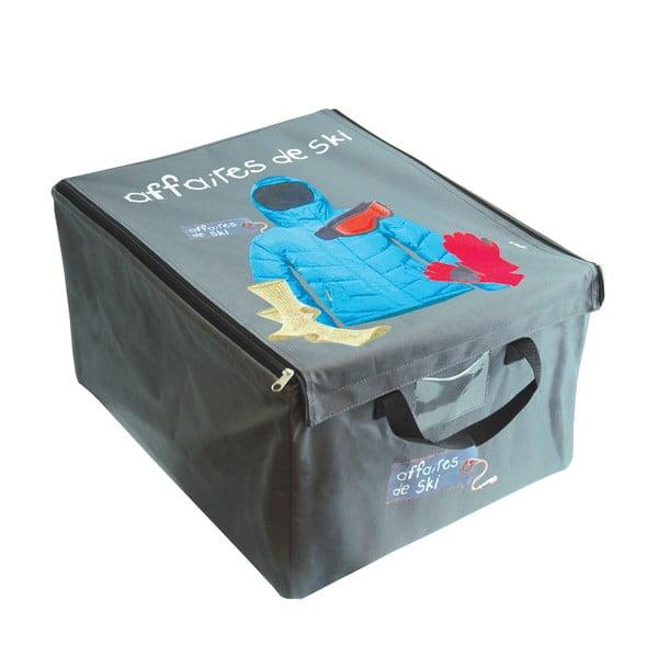 Úložný box na zimní oblečení Mes affaires de ski