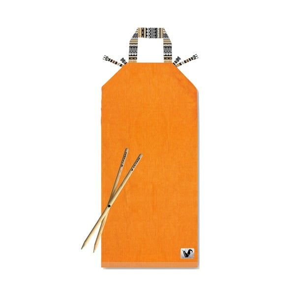 Plážové lehátko Origama Carrot