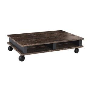 Konferenční stolek na kolečkách Rauch Sumatra