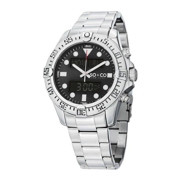 Pánské hodinky Yacht Race New Black