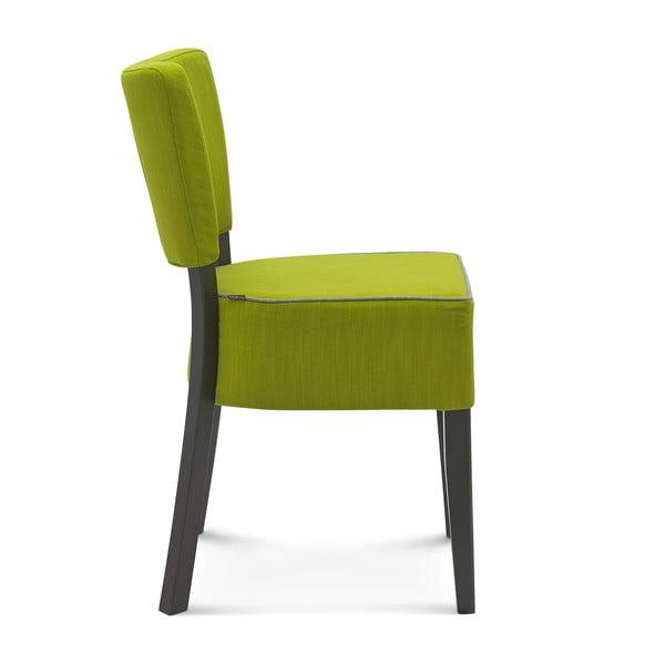 Sada 2 zelených židlí Fameg Aslak
