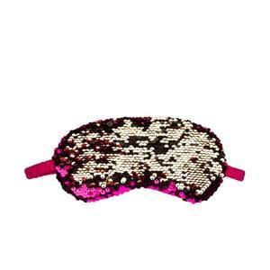 Holografická spací maska s flitry Tri-Coastal Design Wild