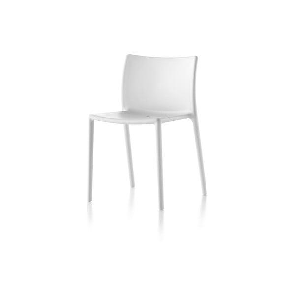 Bílá jídelní židle Magis Air