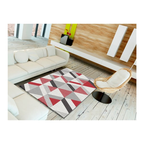 Šedý koberec Universal Menfis Trio, 120x170cm