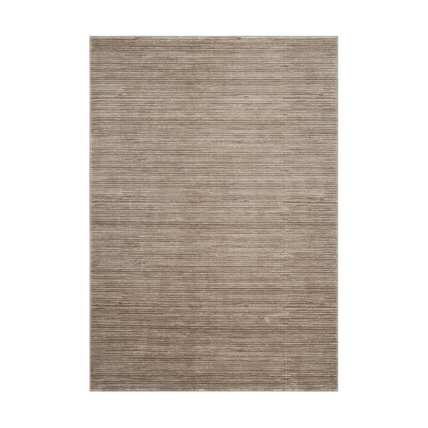 Hnědý koberec Safavieh Valentine, 91x152cm