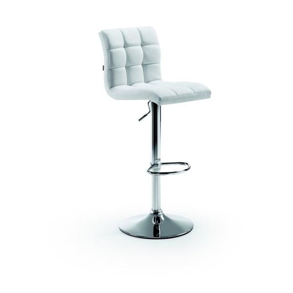 Barová židle Lodi, bílá