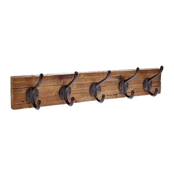 Věšák Wooden Hanger, 58x10 cm