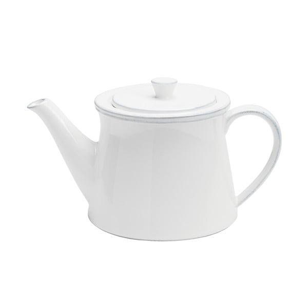 Keramická konvice na čaj Friso 1500 ml, bílá