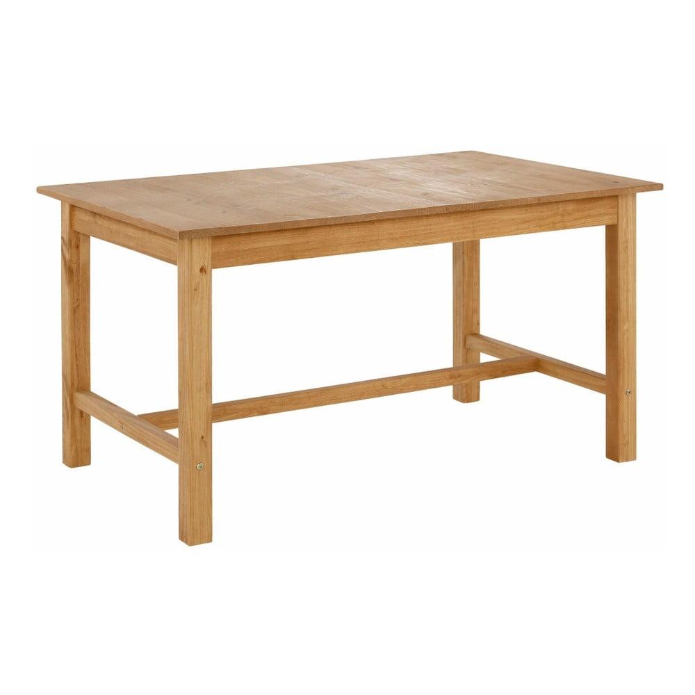Přírodní jídelní stůl z borovicového dřeva Støraa Randy, 100 x 220 cm