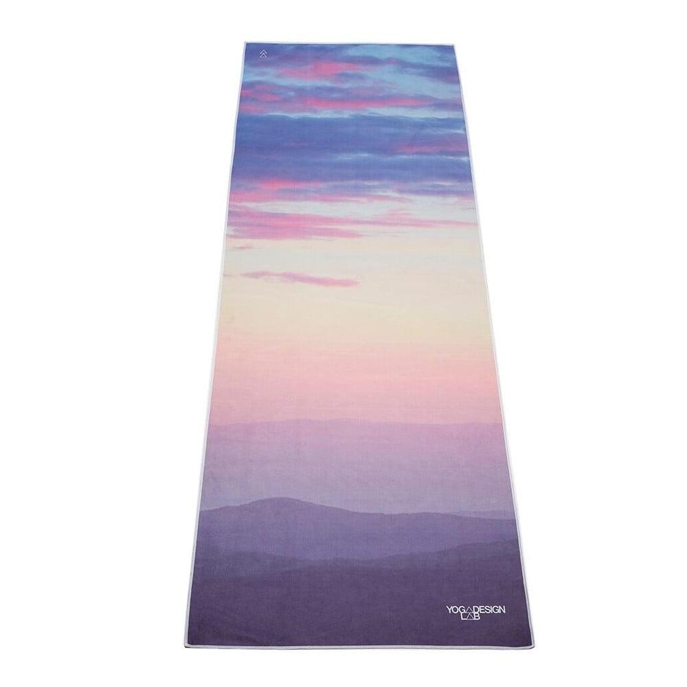 Podložka na jógu Yoga Design Lab Travel Sunrise, 0,9kg