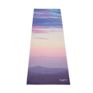 Saltea pentru yoga Yoga Design Lab Travel Sunrise, 0,9 kg